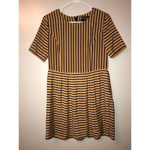 MinkPink Striped Dress